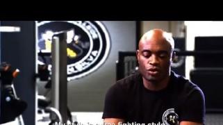 Video – UFC 168: Anderson Silva Pre-Fight Interview