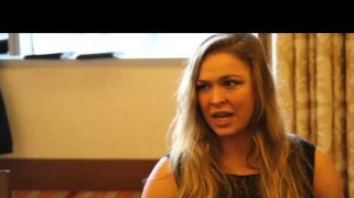 Video – Ronda Rousey Bashes Miesha Tate, TUF Filming