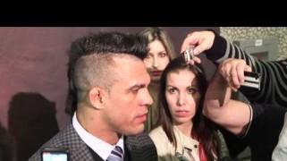 Videos – UFC 168: Belfort, Zingano, Howard, Peralta Scrums