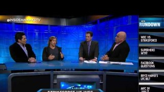 Videos & Quotes – Inside MMA: Faber, Shamrock Go Toe to Toe