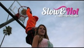 Video – Slow & Hot with Brittney Palmer: Basketball