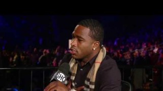 Video – Showtime Boxing: Adrien Broner Interview