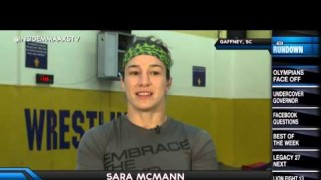 """Videos – Inside MMA: McMann: """"Rousey Just Another Opponent"""""""