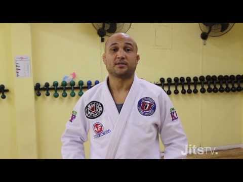 Video – JitsTV: B.J. Penn: Takedown for BJJ: Sasae Sweep