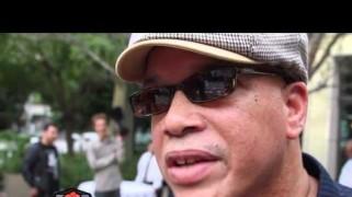 """Video – Virgil Hunter: """"Ward Would Beat Mayweather at 147"""""""