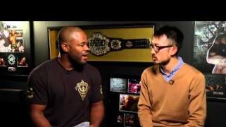FN Video: The Shift – Rashad Evans Talks Spawn Comics Pt. 1