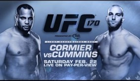 Video - UFC 170: Daniel Cormier vs. Pat Cummins Preview