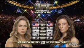 Video - UFC 170 Free Fight: Ronda Rousey vs. Miesha Tate
