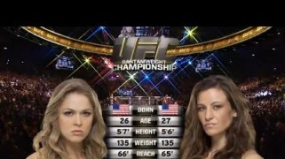 Video – UFC 170 Free Fight: Ronda Rousey vs. Miesha Tate