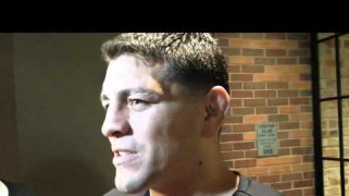 Video – Nick Diaz Speaks on Fighting Again, Melendez & More