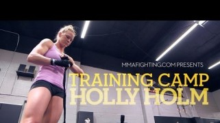 Video – Legacy FC 30: Holly Holm Training Camp Journal