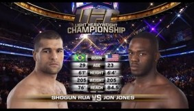 Video - UFC 172 Free Fight: Jon Jones vs. 'Shogun' Rua