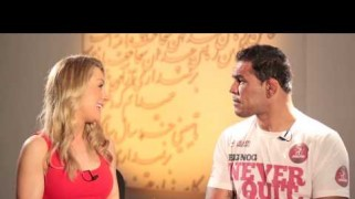 Video – UFC Fight Night 39: Nogueira Pre-Fight Interview