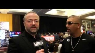 Video – HBO Boxing: Joel Diaz Pre-Fight Interview