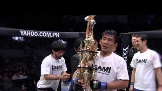 Video – ONE FC 15: Fernandes-Ueda, Folayang-Boku Preview