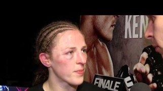 FN Video: TUF Nations Finale: Kaufman Calls Out Zingano