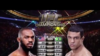 Video – UFC 172 Free Fight: Jon Jones vs. Vitor Belfort