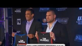 FN Video: Fight News Now – UFC 180: Velasquez-Werdum & More