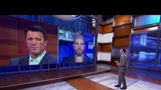 Video – FOX Sports Live: Fighting Words: Sonnen vs. Helwani