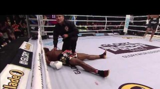 Video – GLORY 16 Denver: Raymond Daniels KO Finish