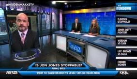 Video - Inside MMA: Is Jon Jones a Dirty Fighter?