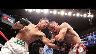 Video – ShoBox: Joel Diaz Jr. vs. Guy Robb Full Fight