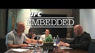 Video – UFC Embedded: Vlog Series Episode 5