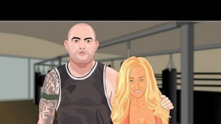 Video – MMAnimations: Travis Browne Teaches His Elbows