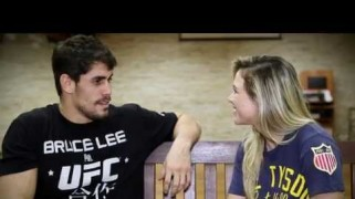 Video – TUF Brazil Finale: Antonio Cara de Sapato Interview